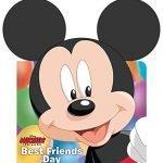Mickey & Friends Best Friends Day (Ears Books)